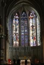 Los bitrales de la catedral de Carcassone